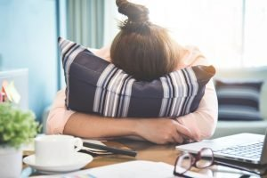 Work From Home Fatigue